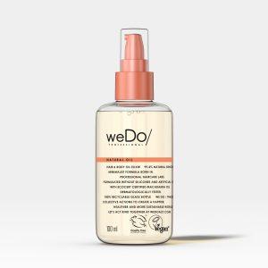 weDo/ natural oil